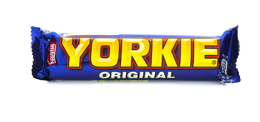 What Is A Yorkie Chocolate Bar