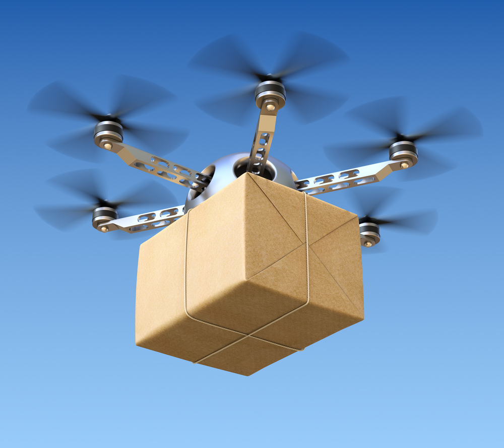 Amazon And UK Government Partner To Test Drone Delivery