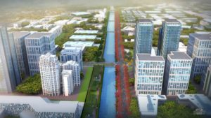 How do you build a new smart city from the ground up?