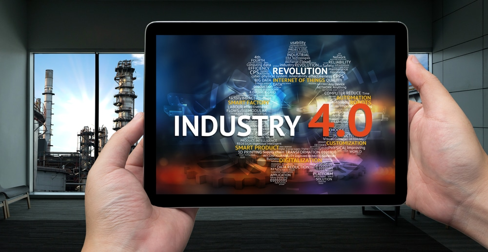 Industry 4 0 Digitization Sensorization And Optimization