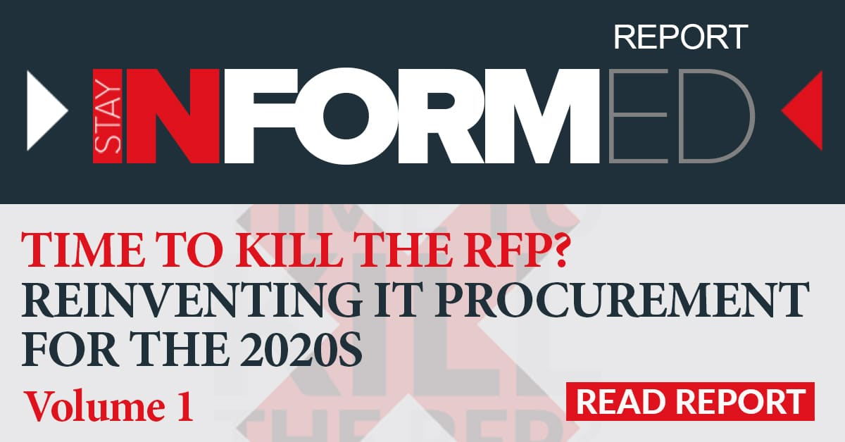 Reinventing procurement for the 2020s - TM Forum Inform