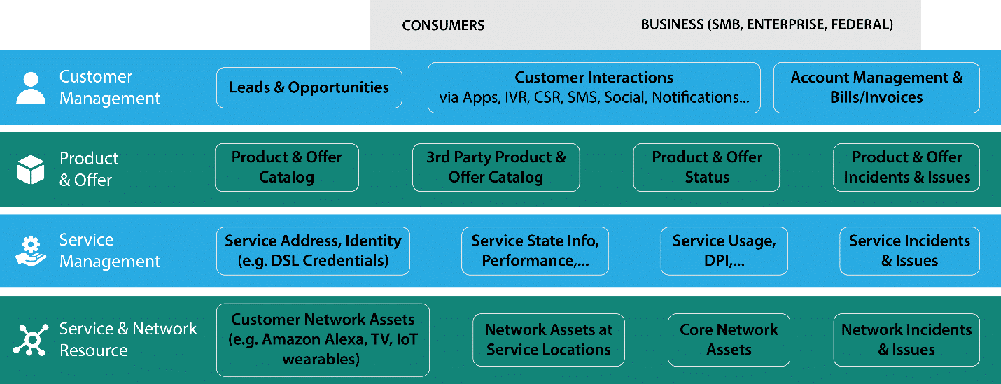NaaS management – Leveraging API-based customer and network